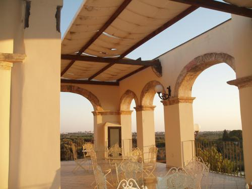 Slideshow Villa Donna Isabella - San Nicola 9